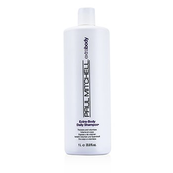Paul Mitchell Champ� Diario Extra Cuerpo ( Volumen )  1000ml/33.8oz