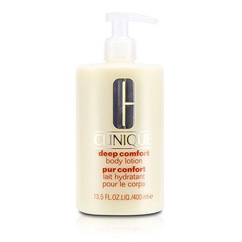 Clinique Deep Comfort Body Lotion  400ml/13oz