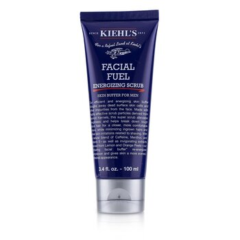 Kiehl's Facial Fuel Energizing Scrub  100ml/3.4oz