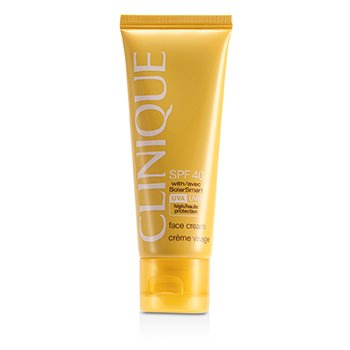 Clinique Sun SPF 40 Krim Wajah UVA/UVB  50ml/1.7oz