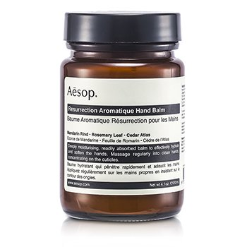 Aesop Creme p/ mãos Resurrection Aromatique   120ml/4oz