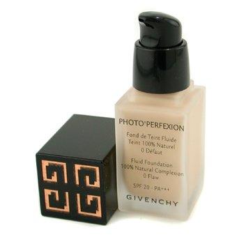 Givenchy Wygładzający i korygujący cerę podkład w płynie Photo Perfexion Fluid Foundation SPF 20 - #0 Perfect Linen  25ml/0.8oz