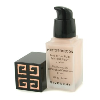 Givenchy Photo Perfexion Fluid Foundation SPF 20 - # 1 Perfect Ivory  25ml/0.8oz