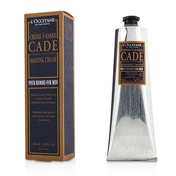 L'Occitane Cade For Men Крем для Гоління  150ml/5.2oz