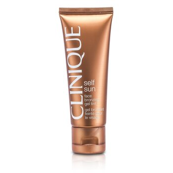 Clinique Samoopalacz do twarzy Self Sun Face Bronzing Gel Tint  50ml/1.7oz