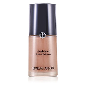 Giorgio Armani Fluid Sheer - # 2 Shimmering Beige  30ml/1oz