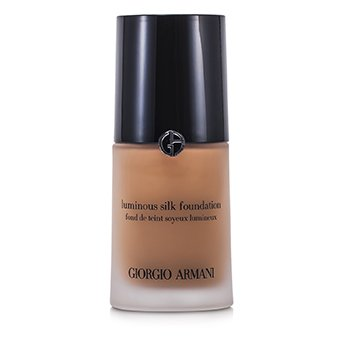 Giorgio Armani Lehký hedvábný make up bez oleje Luminous Silk Foundation - č. 5.5 (Natural Beige)  30ml/1oz
