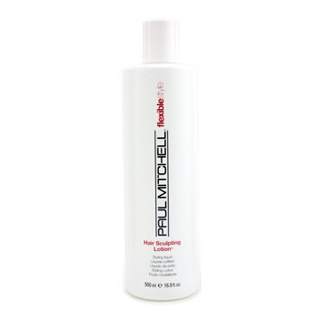 Paul Mitchell Flexible Style Hair Sculpting Lotion (Styling Liquid)  500ml/16.9oz