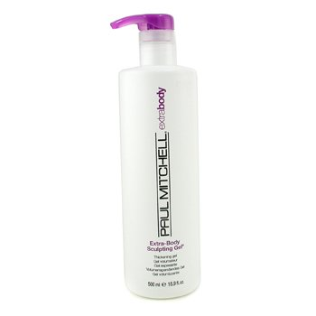Paul Mitchell Gel Esculpidor Extra Cuerpo ( Gel Volumen)  500ml/16.9oz
