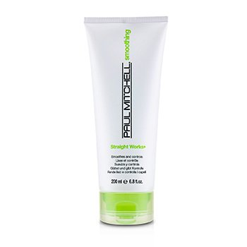 Paul Mitchell Smoothing Straight Works (Smoothes and Controls)  200ml/6.8oz