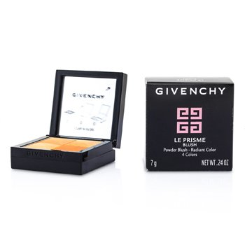 Givenchy Le Prisme Blush Powder Blush - # 25 In Vogue Orange  7g/0.24oz