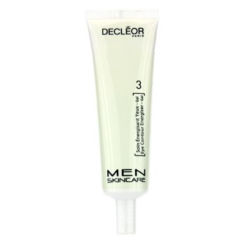 Decleor Men Essentials Eye Contour Energiser Gel (Salon Size)  30ml/1oz