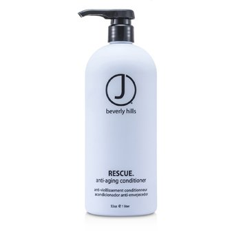 J Beverly Hills Condicionador Rescue Antiidade   1000ml/32oz