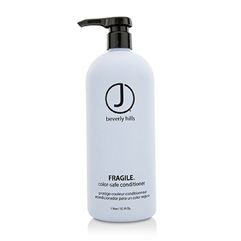 J Beverly Hills Fragile Renk için Güvenli Saç Kremi  1000ml/32oz