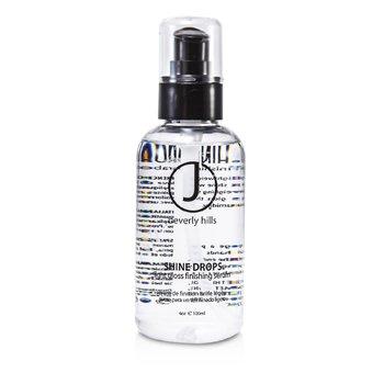 J Beverly Hills Shine Drops Light Gloss Finishing Serum - Serum Acabado brillo  100ml/4oz