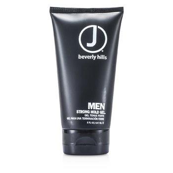J Beverly Hills Men Gel Fijación Fuerte Hombre  147ml/5oz