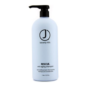 J比華利山  Rescue Anti-Aging Shampoo  1000ml/32oz