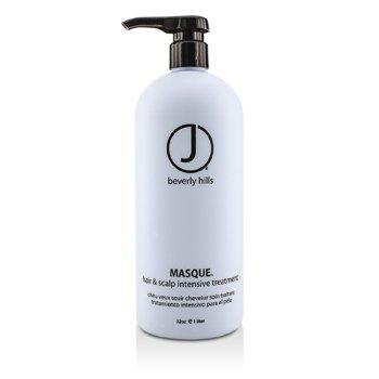 J Beverly Hills Masque Hair & Scalp Intensive Treatment  1000ml/32oz