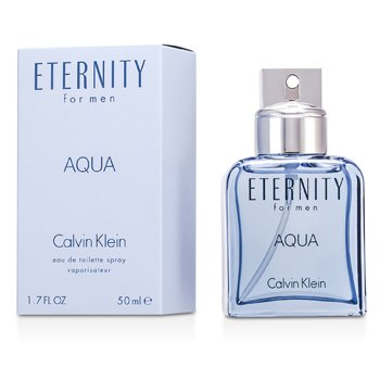 Calvin Klein Eternity Aqua Eau De Toilette Spray  50ml/1.7oz