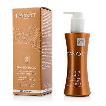 Payot Benefice Soleil Leche Reparadora Antienvejecimiento ( Rsotro y Cuerpo )  200ml/6.7oz