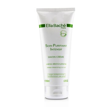 Ella Bache Deep Cleansing Scrub ( Size ng Salon )  200ml/6.76oz