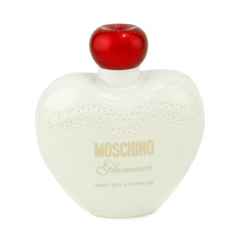 Moschino Glamour Bubble Gel Rendam & Mandi  200ml/6.7oz