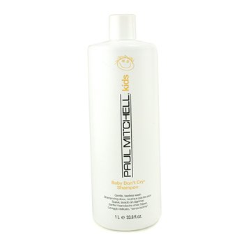 Paul Mitchell Baby Don't Cry Champú ( Gentle, Tearless Wash )  1000ml/33.8oz