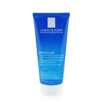 La Roche Posay Effaclar Gel Busa Purifikasi  200ml/6.76oz