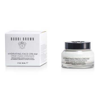 Bobbi Brown Hydrating Face Cream - Enriched Mineral Water & Algae Extract  50ml/1.7oz