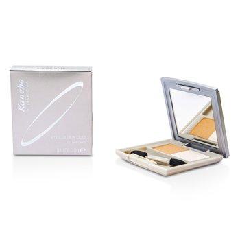 Kanebo Color de Ojos Duo - # EC14 Softed Gold  3g/0.1oz