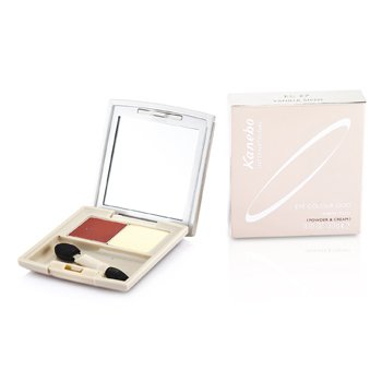 Kanebo Eye Colour Duo - # EC27 Vanilla Shine  3g/0.1oz