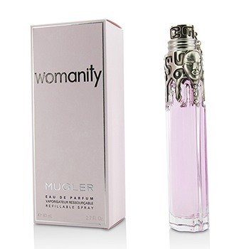 Thierry Mugler (Mugler) Womanity Eau De Parfum Refillable Spray  80ml/2.7oz