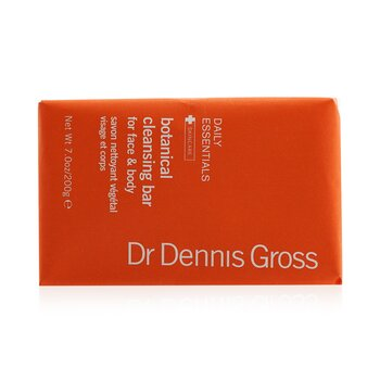 Dr Dennis Gross Pastilla Jabón Botánica  200ml/7oz