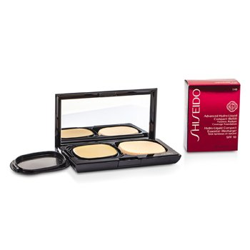 Shiseido Advanced Hydro Liquid Compact Foundation SPF10 (Case + Refill) - I40 Natural Fair Ivory  12g/0.42oz
