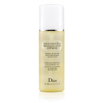 Christian Dior روغن تمیزکننده فوری پوست  200ml/6.7oz