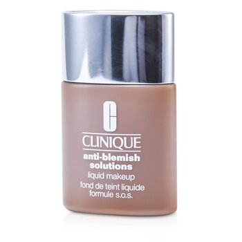 Clinique Tekutý make up proti akné Anti Blemish Solutions Liquid Makeup - č. 07 Fresh Golden  30ml/1oz
