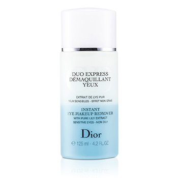 Christian Dior Instant Eye Makeup Remover  125ml/4.2oz