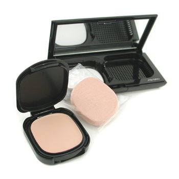 Shiseido Advanced Hydro Liquid Compact Foundation SPF10 (Case + Refill) - I00 Very Light Ivory  12g/0.42oz