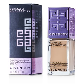 Givenchy Odmładzający podkład w płynie Radically No Surgetics Age Defying & Perfecting Foundation SPF 15 - #2 Radiant Opal  25ml/0.8oz