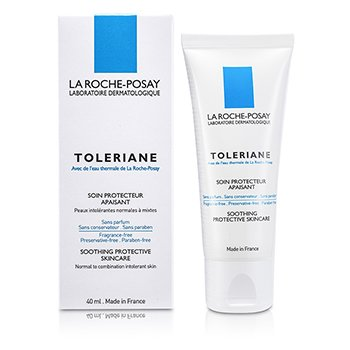 La Roche Posay Toleriane Soothing Protective Skincare (Normal to Comibination Skin)  40ml/1.35oz