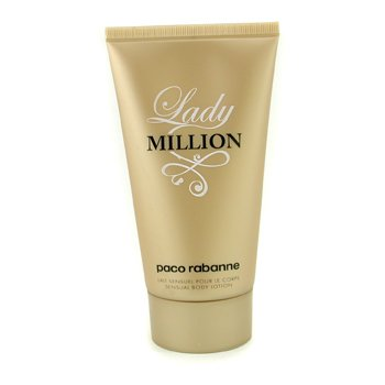 Paco Rabanne Lady Million Sensual Body Lotion  150ml/5.1oz