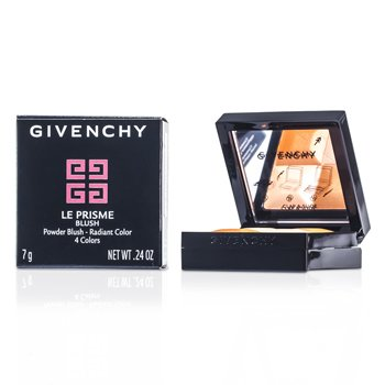 Givenchy Pó Blush Le Prisme   - # 26 Fashionista Brown  7g/0.24oz
