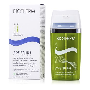 Biotherm Age Fitness Elastic Cuidado Anti-envejecimiento Re-Elastificante (Piel normal/Mixta)  30ml/1.01oz