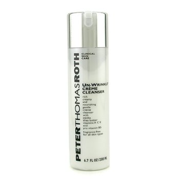 Peter Thomas Roth Un-Wrinkle Creme Cleanser  200ml/6.7oz