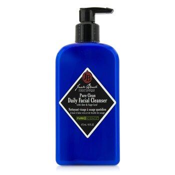 Jack Black Pure Clean Limpiador Facial Diario  473ml/16oz