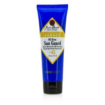 Jack Black Sun Guard Oil-Free Very Water Resistant Sunscreen SPF 45  118ml/4oz