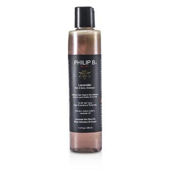 Philip B Šampon za kosu I tijelo od lavande ( za sve tipove kose, zaštita I čuvanje boje )  220ml/7.4oz