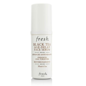 Fresh Serum Té negro Antienvejecimiento Rostro  30ml/1oz
