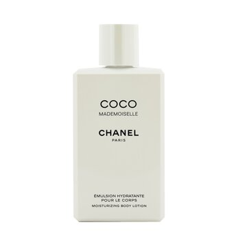 Chanel Coco Mademoiselle Moisturizing Body Lotion (Made In USA)  200ml/6.8oz