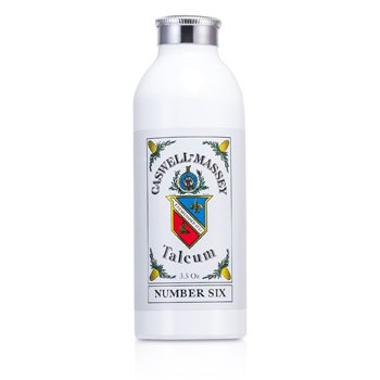 Caswell Massey Number Six Perfumed Talc  99g/3.5oz